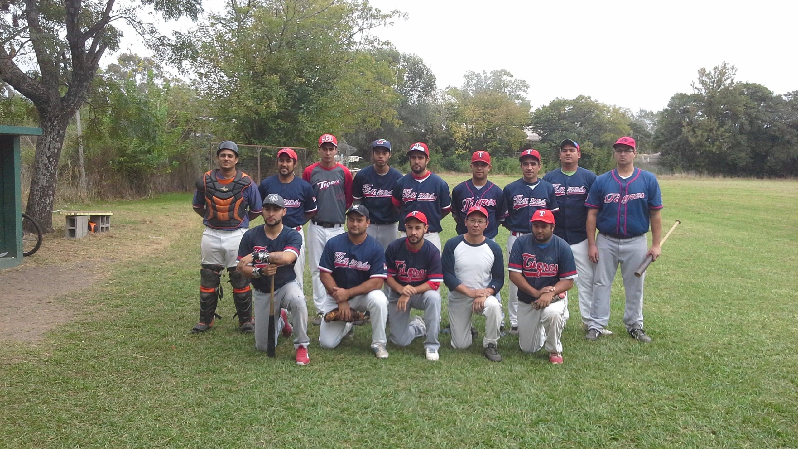 """Equipo de Tigres Escobar """"A"""""""