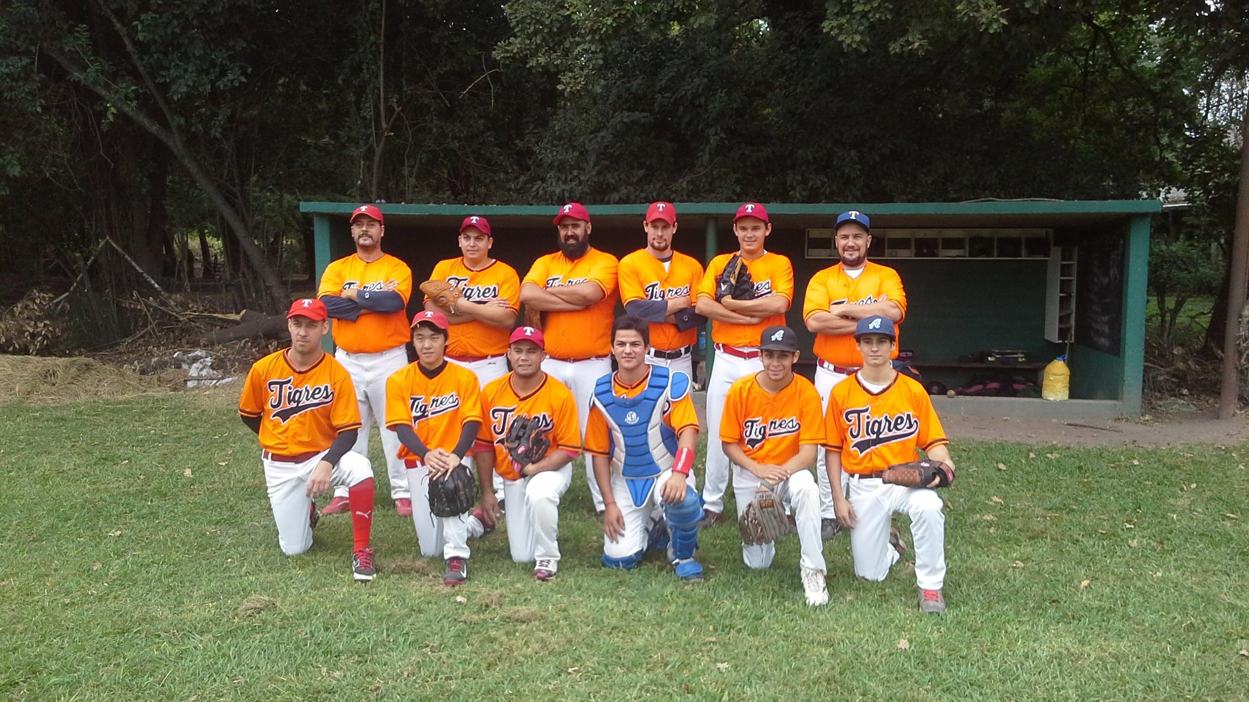 """Equipo de Tigres Escobar """"B"""""""