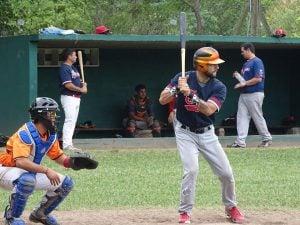El Beisbol de Escobar, vivió  un domingo que pasara a la historia