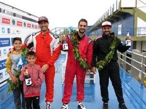 Gastón D´Angelo, ganó en La Plata y sumó su 31° victoria en la categoría