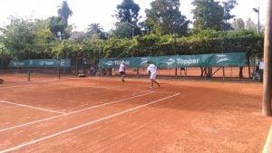 El Tenis en el club Independiente, sigue creciendo en todos sus niveles