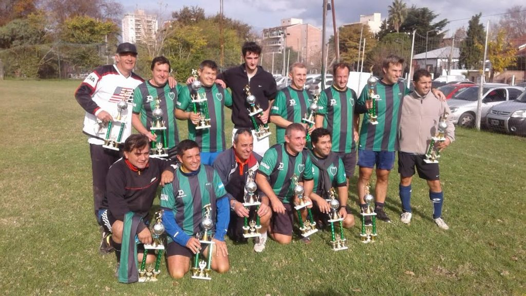 Real Madrid campeón del torneo interno de fútbol en Independiente