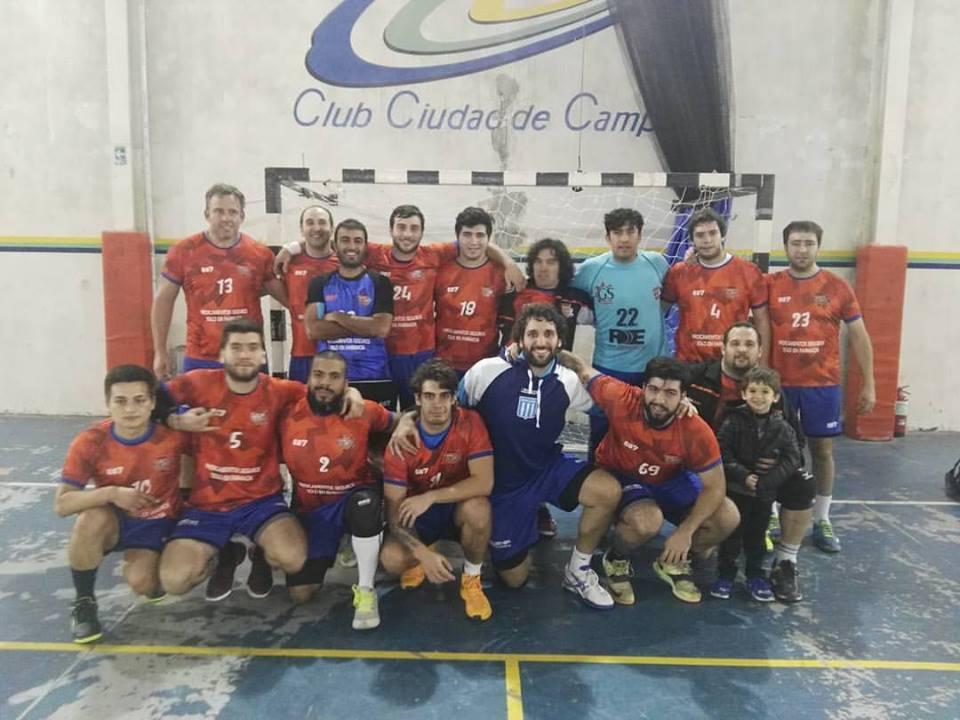 Handball: Fin de semana dispar para Escobar en todas sus categorías