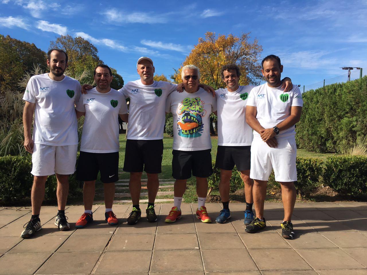 Integrantes del equipo de Independiente +35