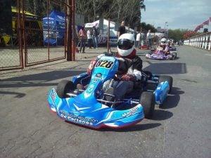 """Lucas Monroy: """"La Rotax es una categoría muy competitiva"""""""