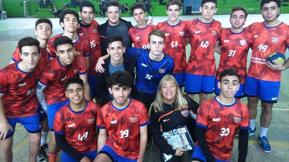 Handball: Escobar cerró el Apertura quedándose con la tira