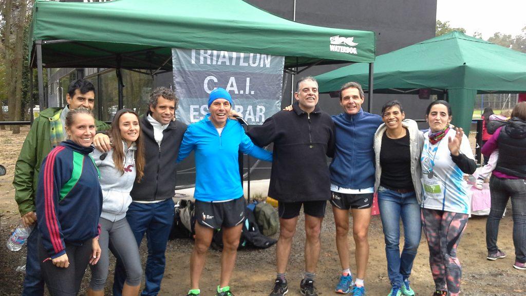 """Luciano Drovetto: """"el triatlón esta teniendo un impulso extra"""""""