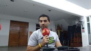 """Ezequiel Bucci: """"Soñaba con tener un equipo muy fuerte"""""""