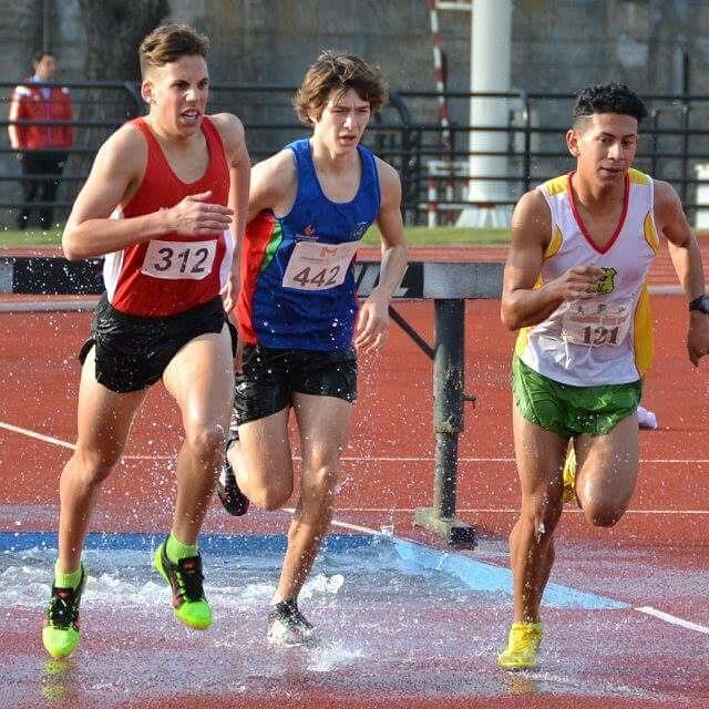 Vicente Gomez sigue sumando logros en Atletismo