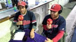 Fabián Larracochea y Yorvin D´Silva de Los Tigres Beisbol, nos cuentan todo sobre el  ascenso a la A2