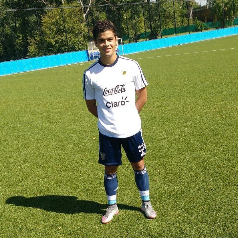 Tomás Scaldaferro: un escobarense en el fútbol de  Gibraltar