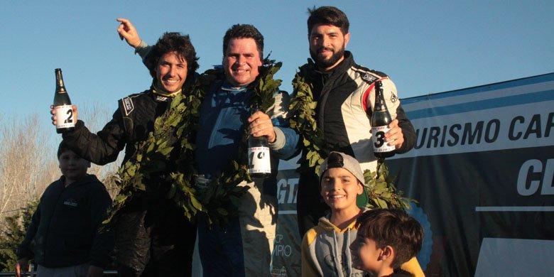 Fangio, Staffa, Mariano y Marcos Cordani hicieron podio en La Plata