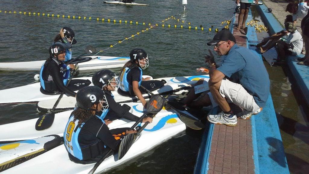 El Panamericano de Kayak Polo, se juega en nuestro país