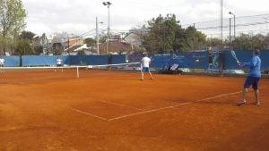 Fin de semana a puro tenis,  en el interclubes de categoría libre.