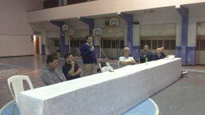 La asamblea de socios del Club Sportivo Escobar, aprobó la venta del predio de la pileta