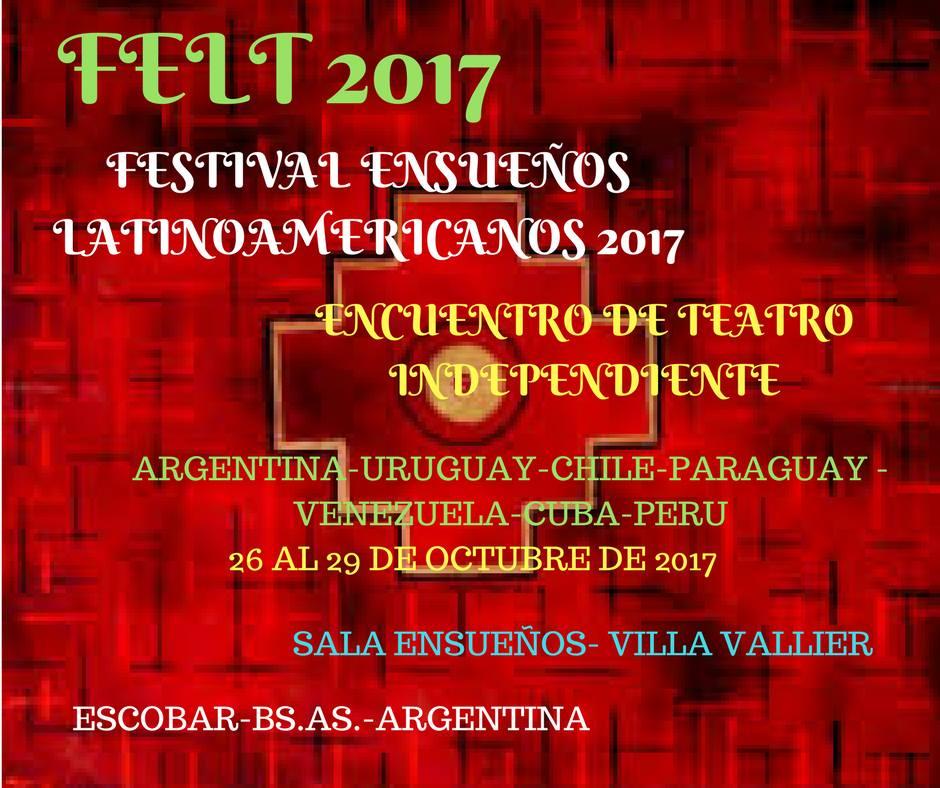Villa Vallier será anfitrión del Festival Ensueños Latinoamericanos de Teatro 2017