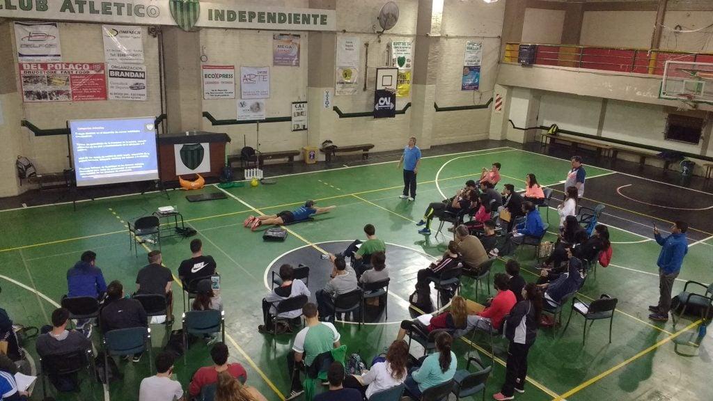 """Horacio Anselmi: """"Escobar es un gran semillero del deporte Nacional"""""""