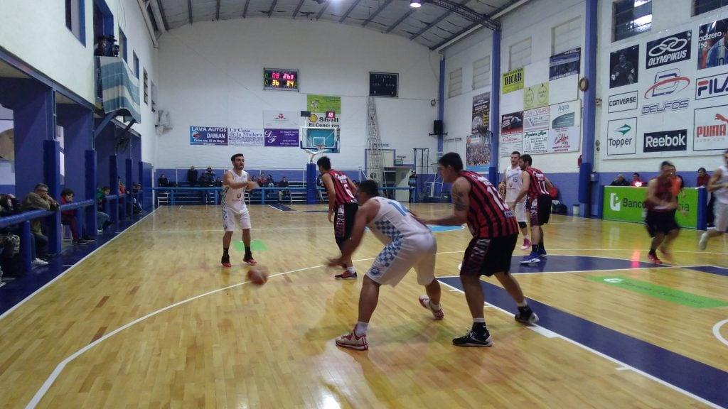 Sportivo se quedó con un intenso amistoso ante Central Entrerriano