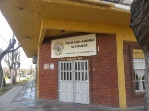 Torneo Abierto 54° Aniversario en el Círculo de Ajedrez de Escobar