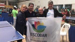 Más medallas para Escobar, en la final  provincial de los torneos Bonaerenses