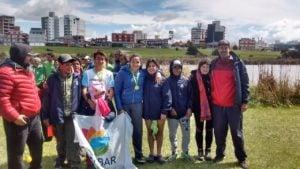 Medallas de Oro y bronce para la delegación de Escobar,  en Mar del Plata