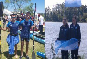 Gran actuación de Toledo y Orero en Uruguay