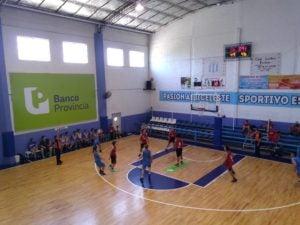 Se definieron las posiciones de la U17 de la Zárate-Campana