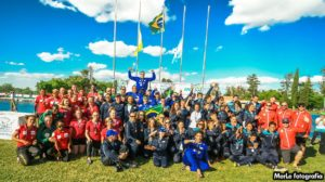 Estados Unidos, en damas y Brasil, en caballeros campeones del Panamericano de KAYAK POLO