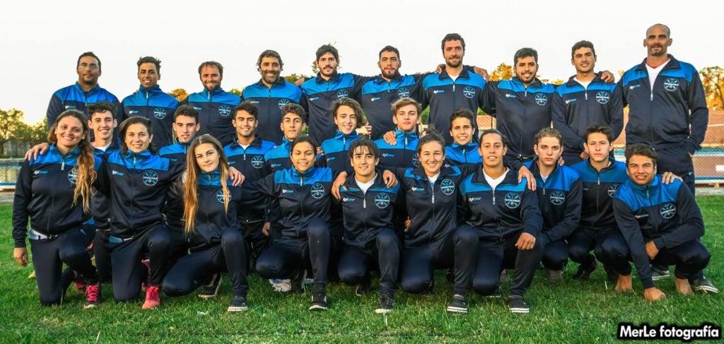 Hoy, se inaugura el Campeonato Panamericano de KAYAK POLO en Argentina