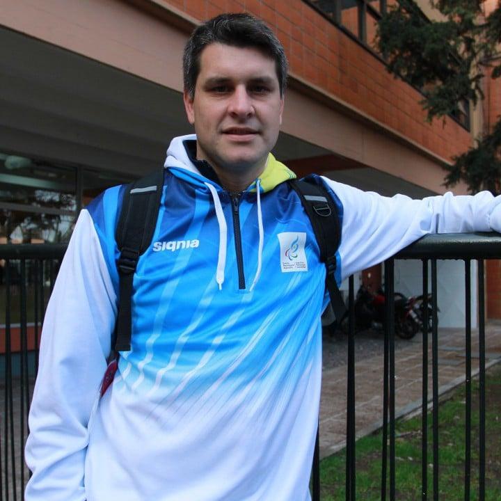 """Lencina: """"Se logró el objetivo de clasificar al Mundial"""""""