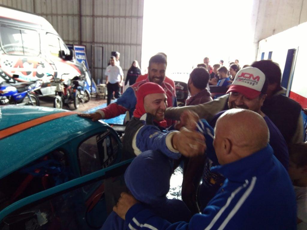 Diego Fangio es bicampeón de la Copa Master, y los Cordani volvieron a ser protagonistas