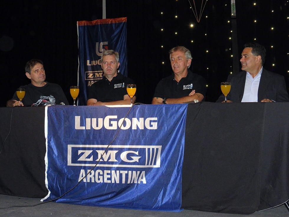 Alejandro Schilling participará del Rally Dakar como navegante