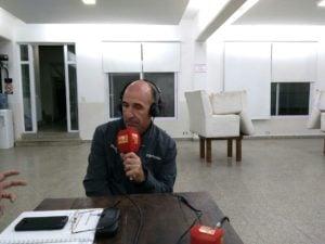 """Sergio Carlucci: """"estamos satisfechos con la respuesta que nos da la gente"""""""