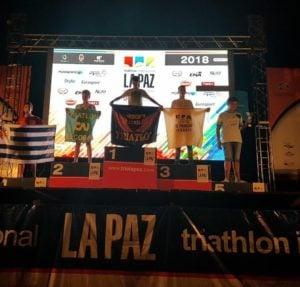 Gran rendimiento de los escobarenses en el Triatlón de La Paz