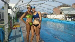 Candela y Macarena, son una muestra del talento y la garra por el logro de un objetivo