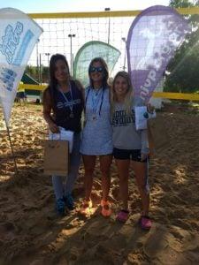El Beach Voley, un deporte que crece en Independiente