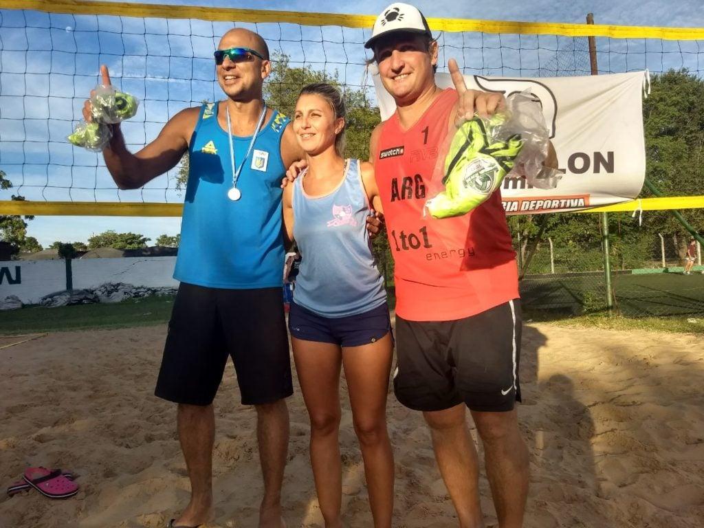 Independiente, fue sede de un nuevo torneo de Beach Vóley