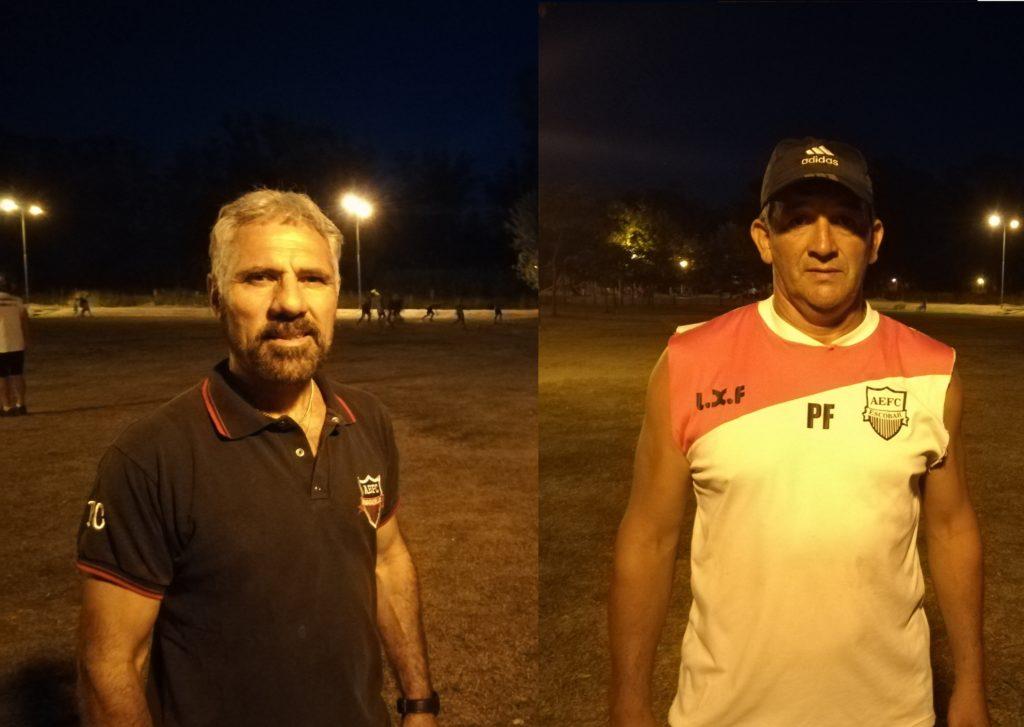 """Stampone y Bravo: """"Vamos a llegar bien al comienzo del Torneo"""""""