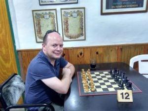 Enrique Scarella se consagró campeón del 16° Torneo Abierto del CAE