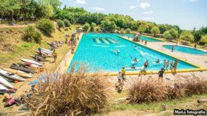 En Rosario, se jugó la primera fecha de la Copa Argentina de Kayak Polo