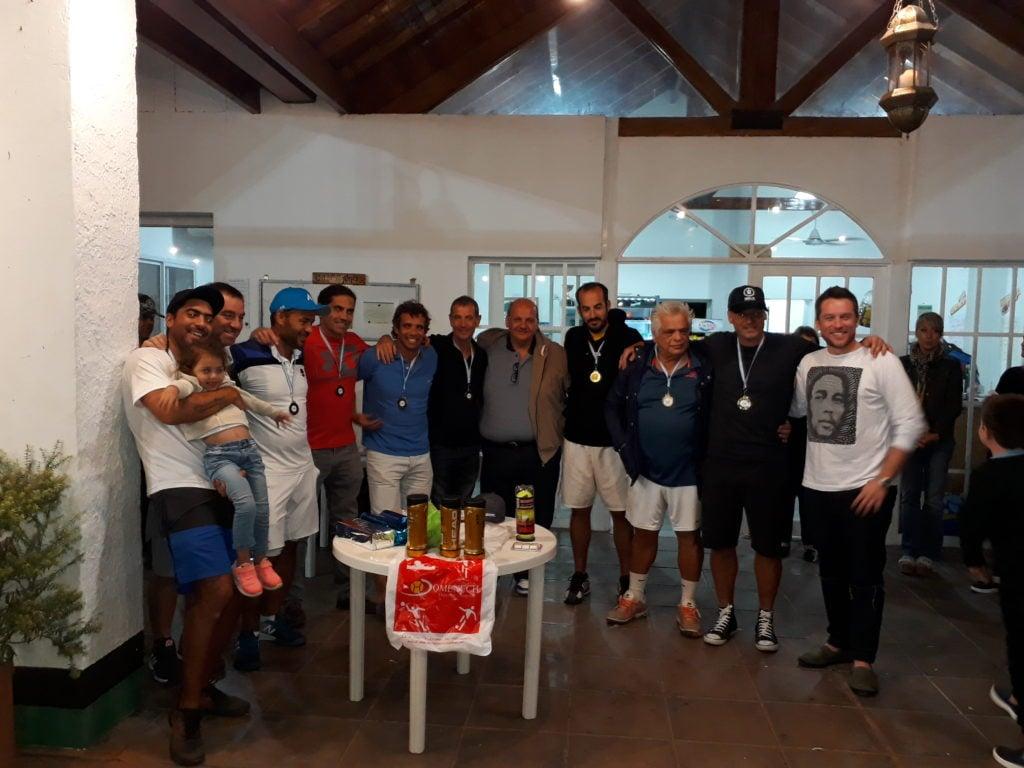 El Tenis de  Independiente, tuvo su noche de agasajo a los campeones 2017