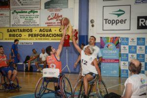 Nuevas sillas de rueda de competición para el básquetbol adaptado