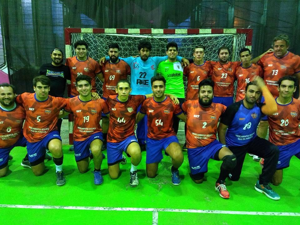 Handball: Gran inicio para Escobar en el torneo Apertura