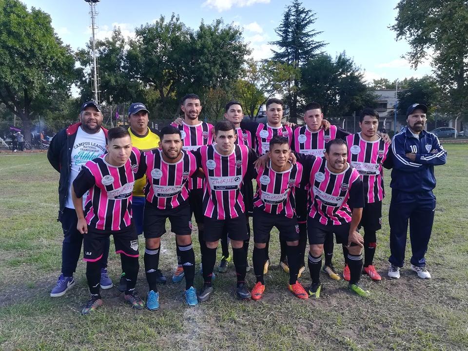 Justo empate entre Atlético Escobar y Antonio Toro