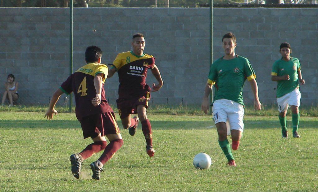 Colectividad Boliviana empató ante Monterrey en su debut liguero