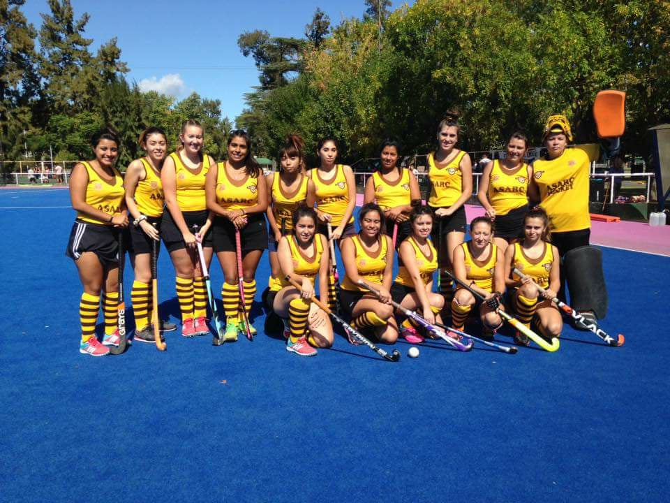 El Hockey marrón puso primera