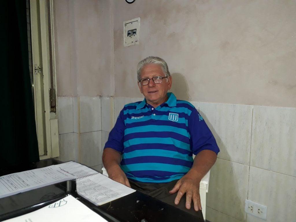"""Néstor Luna: """"el 2017 dejó muchas cosas positivas a la liga"""""""