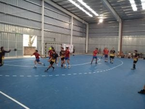 Handball: caída de las Damas y regularidad para las inferiores en ambas ramas