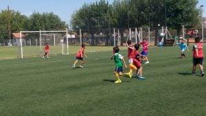 La escuela de fútbol de Independiente  sigue creciendo con mas competencias