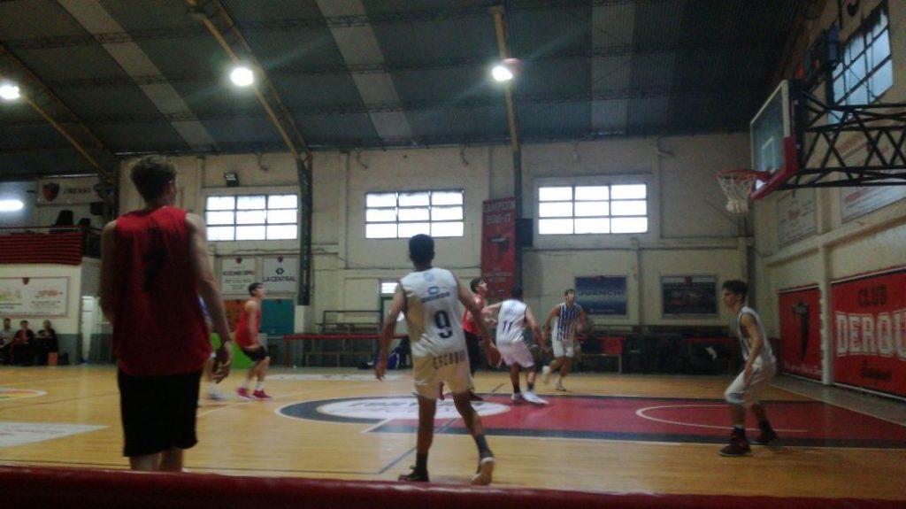 Formativas: hubo actividad para Independiente y Sportivo